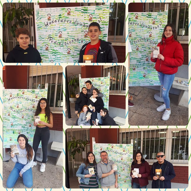 Biblioteca. Día de Andalucía