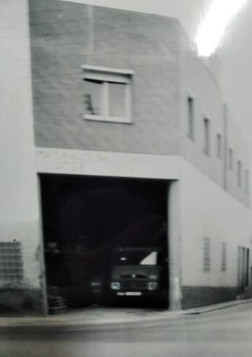 magatzem materials de construcció carrer Nou