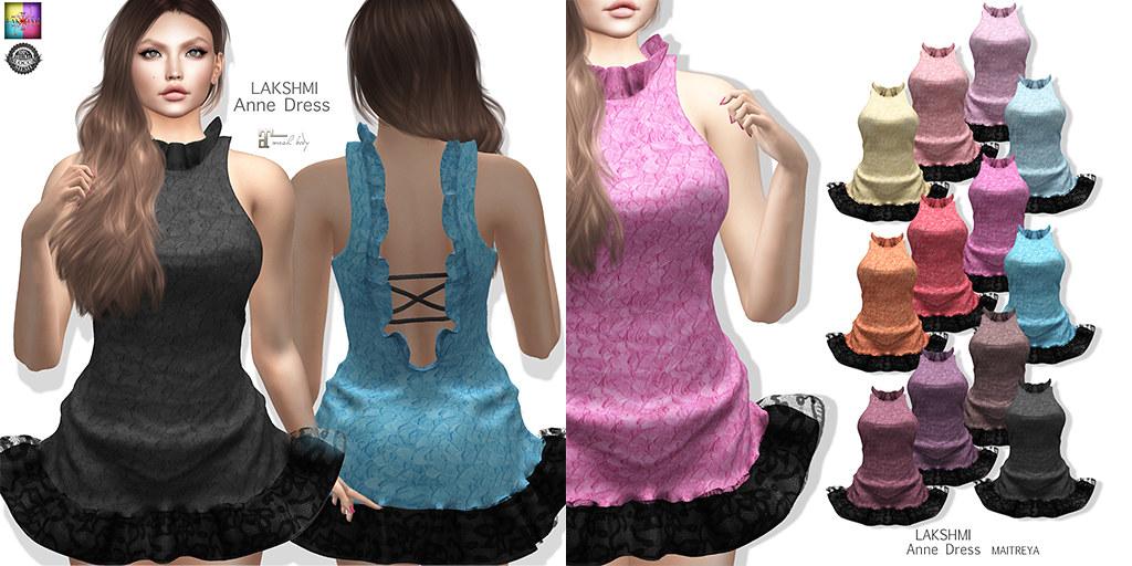 [LAKSHMI]Anne Dress