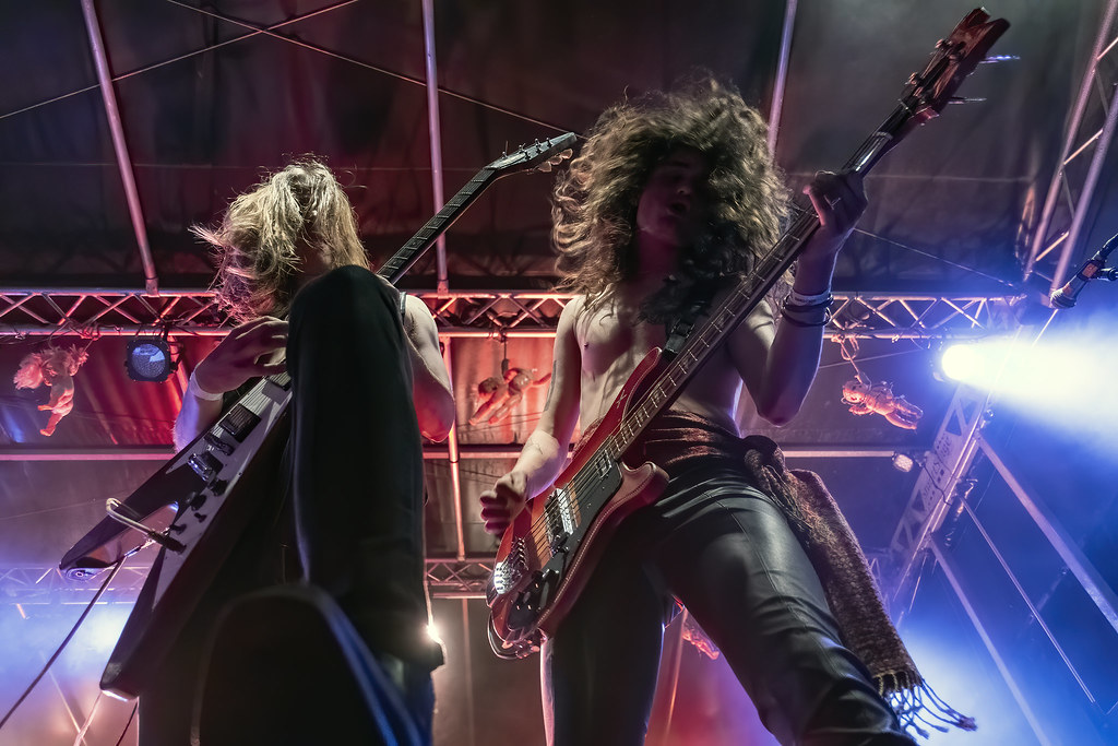Slaegt @ 2019 Metal Magic Festival