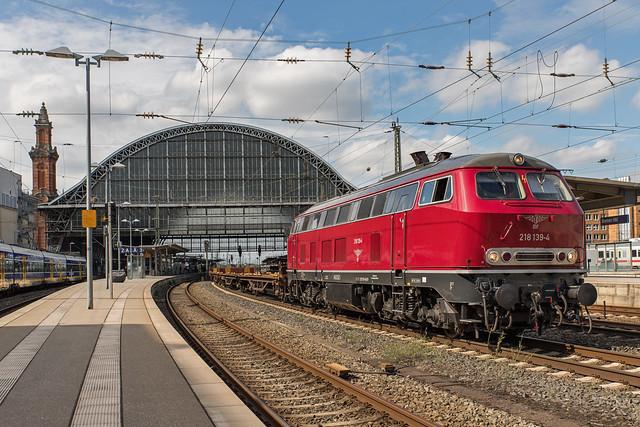 ELV 218 139 Bremen Hbf