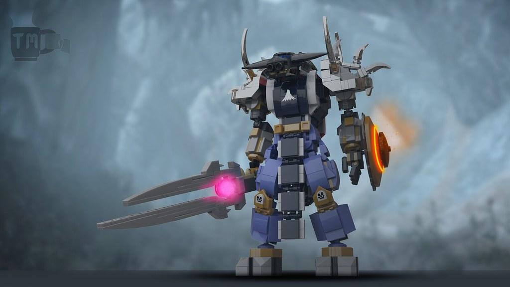 "Brunt ""Half-A-Ton"" Mistrunner (World of Warcraft, Friend's OC)"