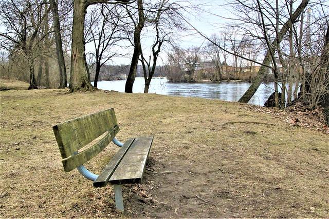 Riverside Bench