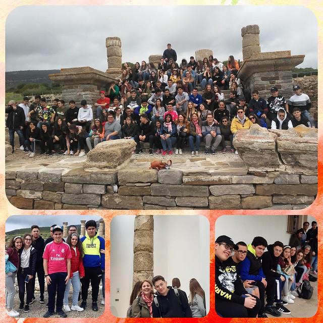 Visita a ruinas romanas de Baelo