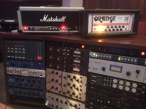 Geared Up: John DeMena Elaborates on Just What is So Great About His Modified Marshall Amp