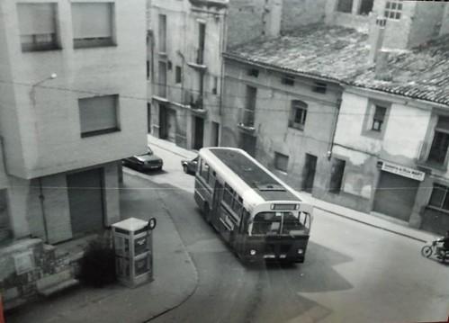 autobús Vilanova del Camí