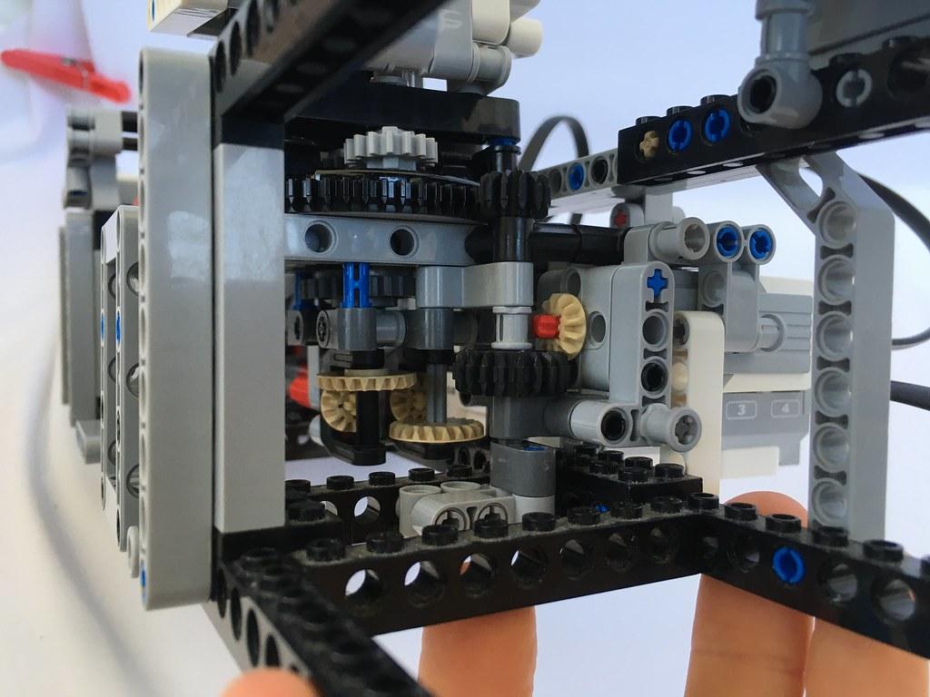 Lego GBC Mindstorms Robot Arm Module Photos