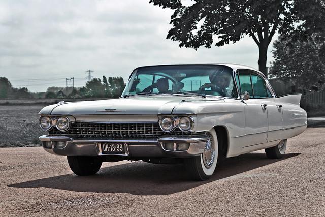 Cadillac Sedan DeVille 1960 (2408)