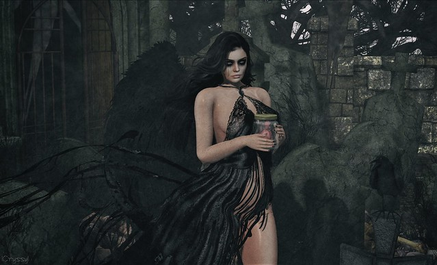 The Dark Angel...