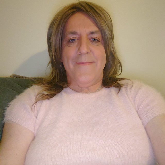 Pink angora girl