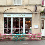 Sweet Little Things Tea Room & Bakery, Bath
