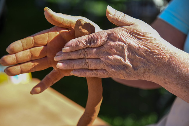 Creative Native American Hands 8