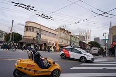 SELF-GUIDED TOUR MOBILE, San Francisco, California