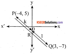 KSEEB Solutions for Class 10 Maths Chapter 7 Coordinate Geometry Additional Questions 33