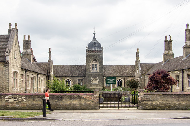Parson's Almshouses, Ely, England
