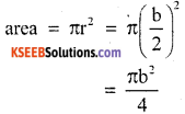 KSEEB Solutions for Class 10 Maths Chapter 5 Areas Related to Circles Additional Questions 4