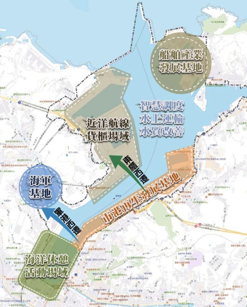 基隆港部門空間發展計畫
