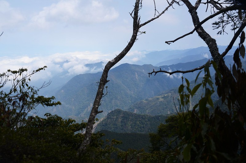 加里山岩頂觀景點展望 (3)