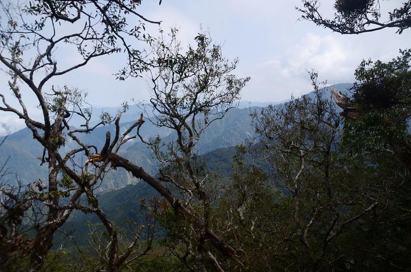 加里山岩頂觀景點展望 (2)