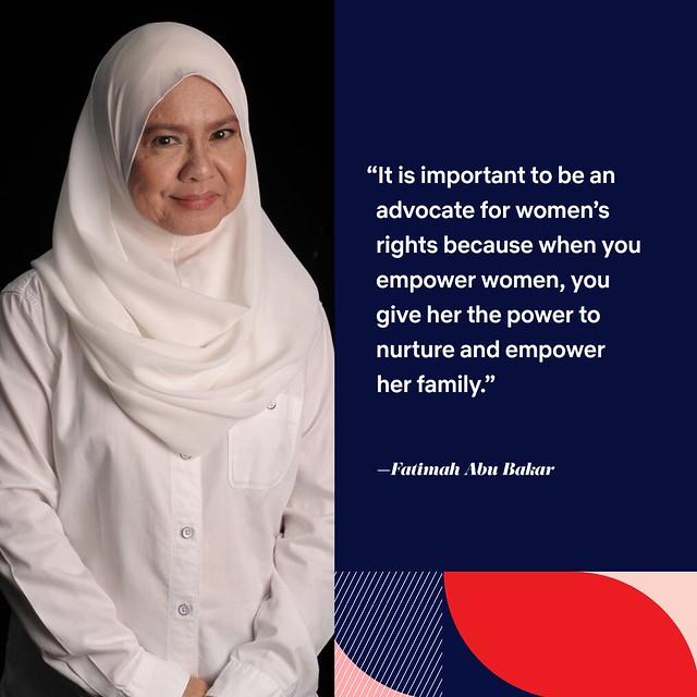 Fatimah Abu Bakar