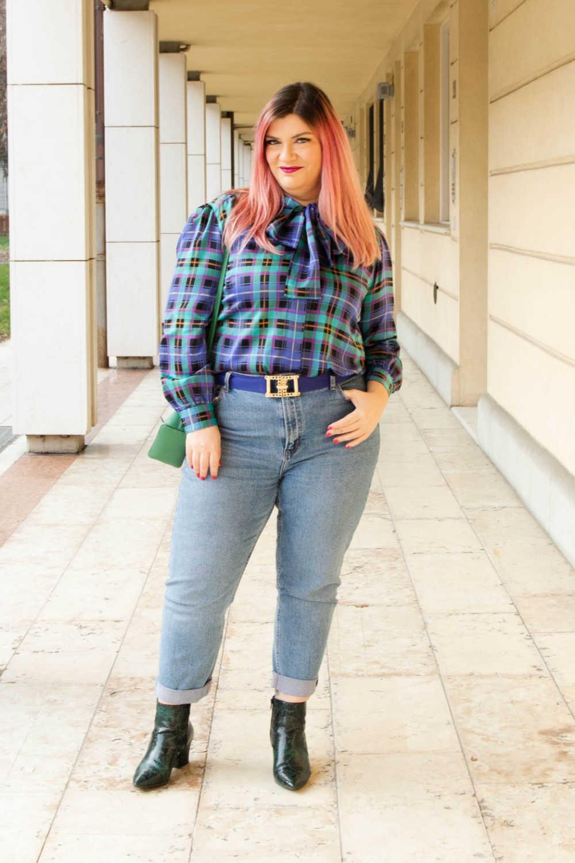 Vintage curvy plus size outfit (5)