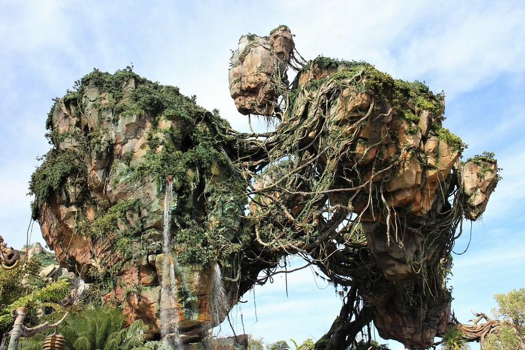 Valley of Mo'ara, Pandora - The World of Avatar, Animal Ki ...