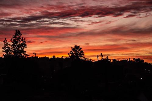 Sunset from Esco