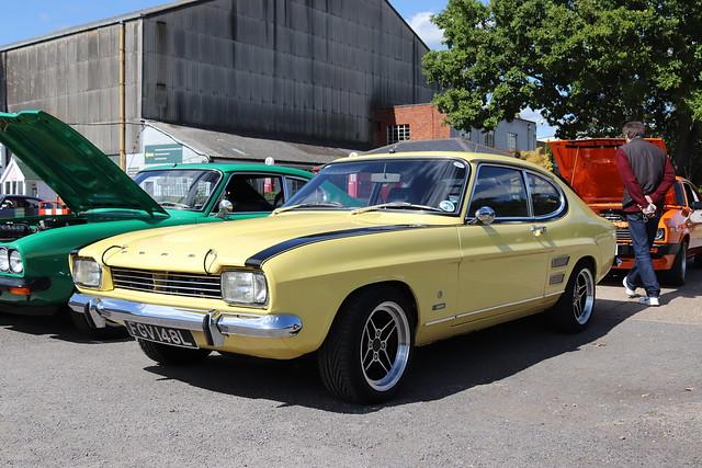 Ford Capri Perana FGV148L