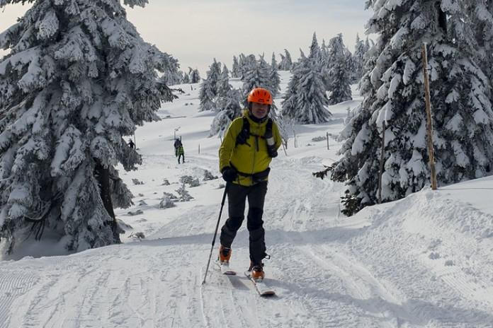 První skialpový kemp pro handikepované 2020