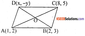 KSEEB Solutions for Class 10 Maths Chapter 7 Coordinate Geometry Additional Questions 26