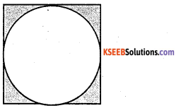 KSEEB Solutions for Class 10 Maths Chapter 5 Areas Related to Circles Additional Questions 15