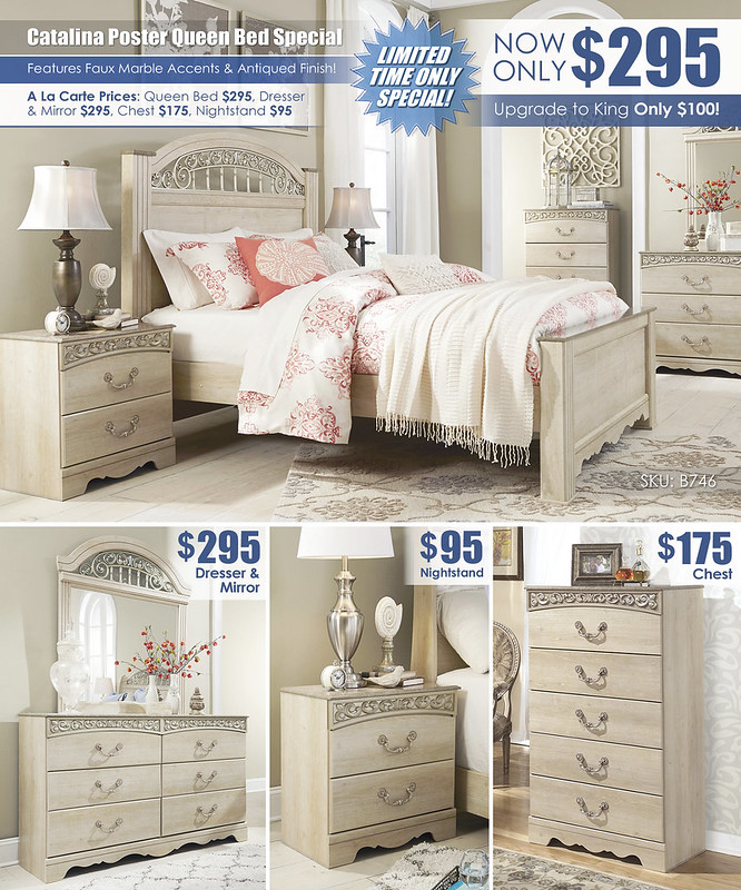 Catalina Poster Bed_B196-31-36-46-67-64-98-92-Q728_ALaCarte