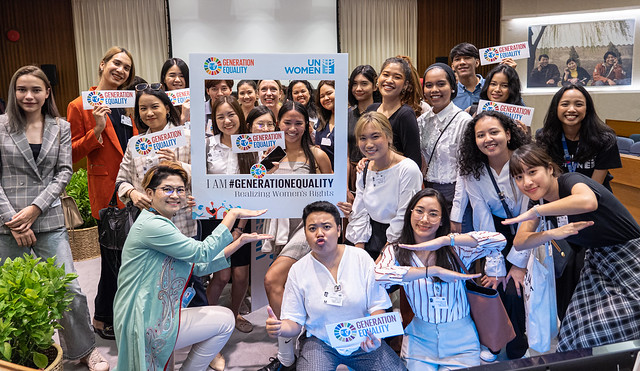 ASIA-PACIFIC REGIONAL COMMEMORATION OF INTERNATIONAL WOMEN'S DAY 2020