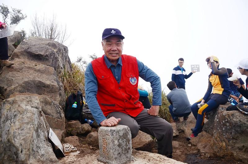 加里山山頂 (5)