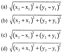KSEEB Solutions for Class 10 Maths Chapter 7 Coordinate Geometry Additional Questions 1