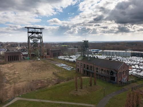 Gneisenau Colliery