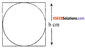 KSEEB Solutions for Class 10 Maths Chapter 5 Areas Related to Circles Additional Questions 3