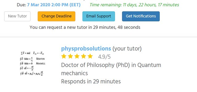 24HourAnswers information about the tutor
