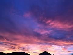 Sunset Courchapoix