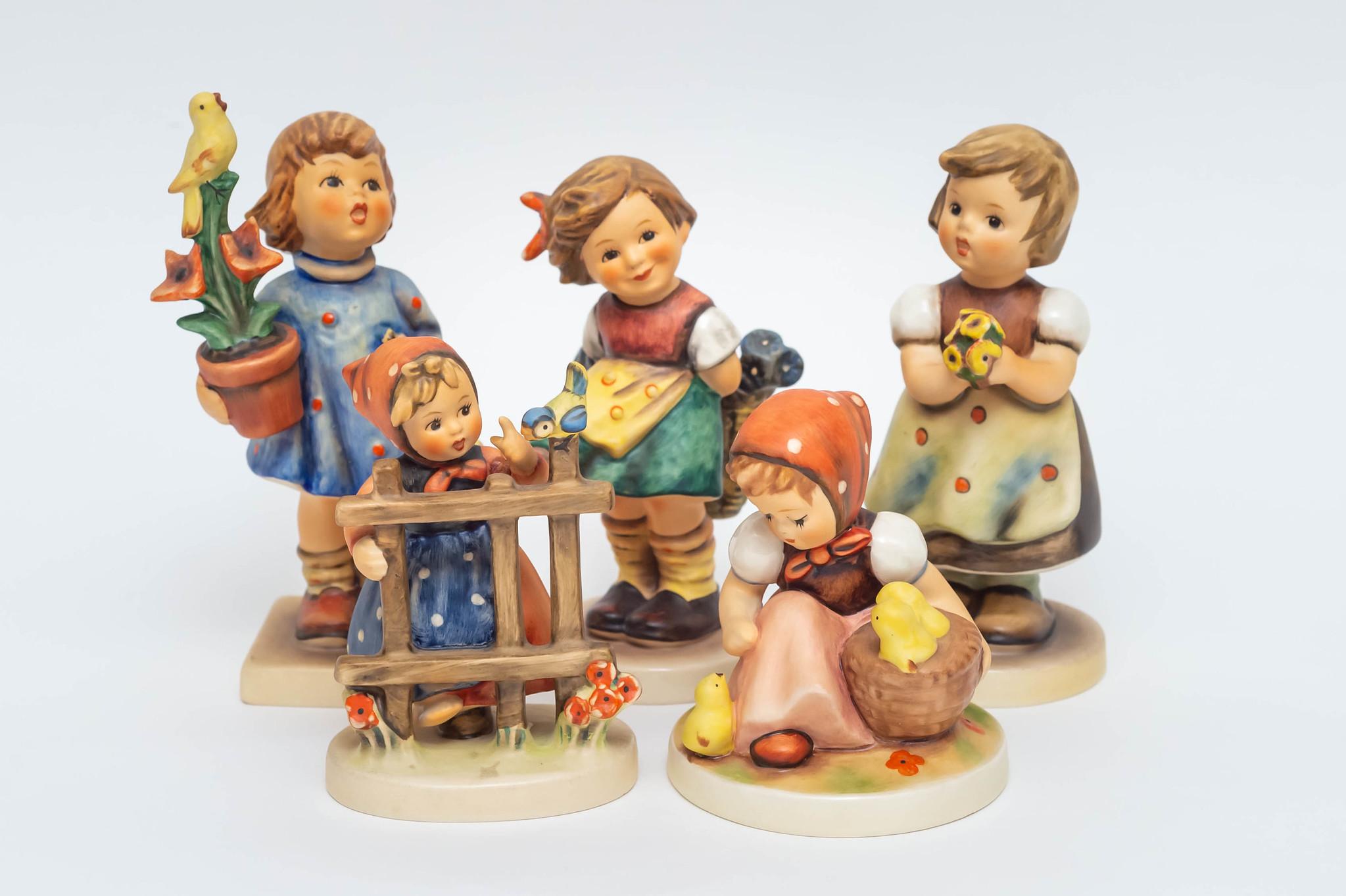 フンメル人形 / ゲーベル