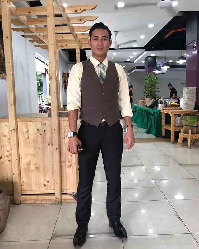 Amar Asyraf watak Aiman