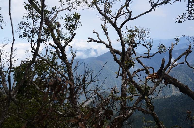 加里山岩頂觀景點展望 (1)