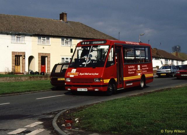 E996DNK Luton&District L&D MCW26