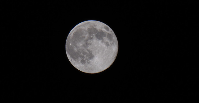 March 2020 Supermoon