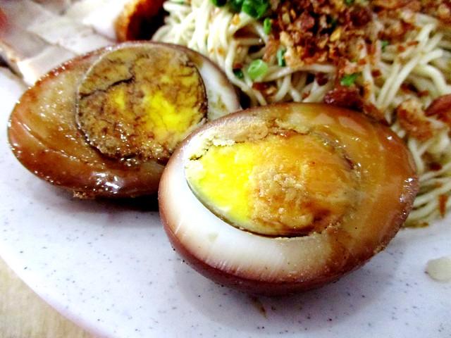 Stewed egg