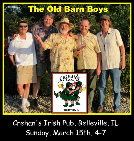 The Old Barn Boys 3-15-20