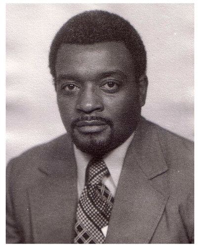 Rodney Richmond, first black full-time ATU 689 officer: 1974 | by Washington Area Spark