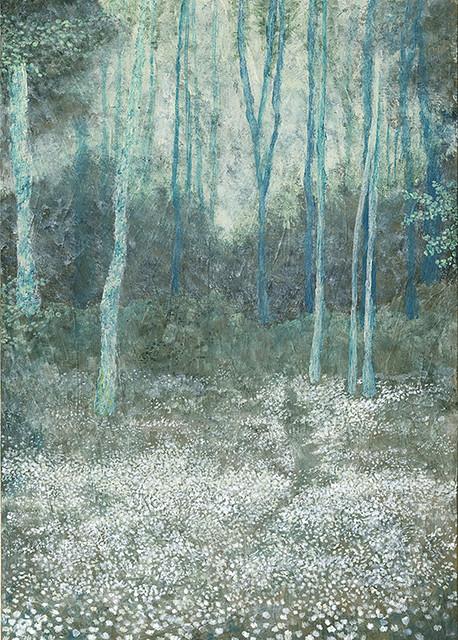 Song of white clover.