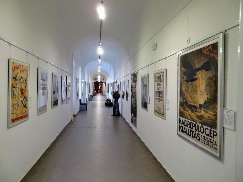 Майский Будапешт. Военно-исторический институт и музей. Плакаты Первой мировой