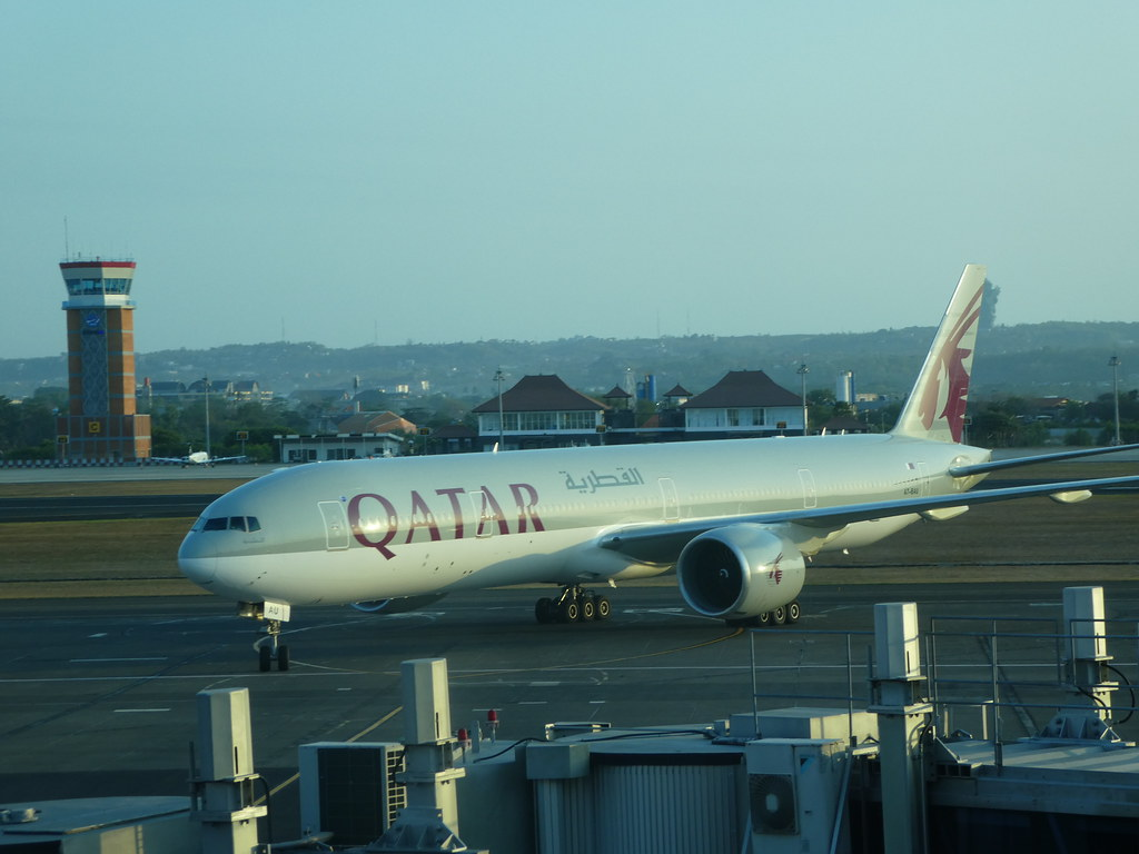 Qatar Airways Bali Airport
